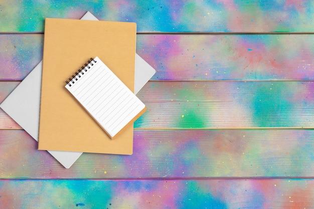 기업의 정체성 템플릿, 빈 편지지 세트입니다. 브랜딩을 위해 모의