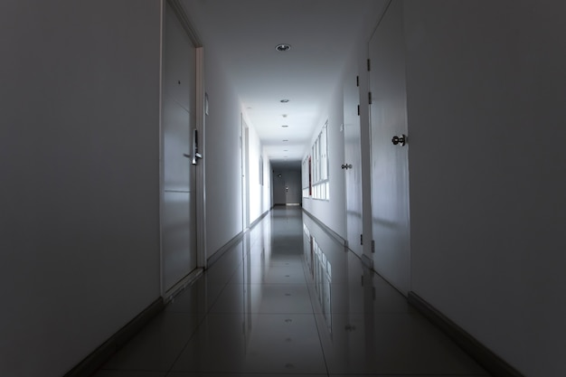 Corridor of the apartment