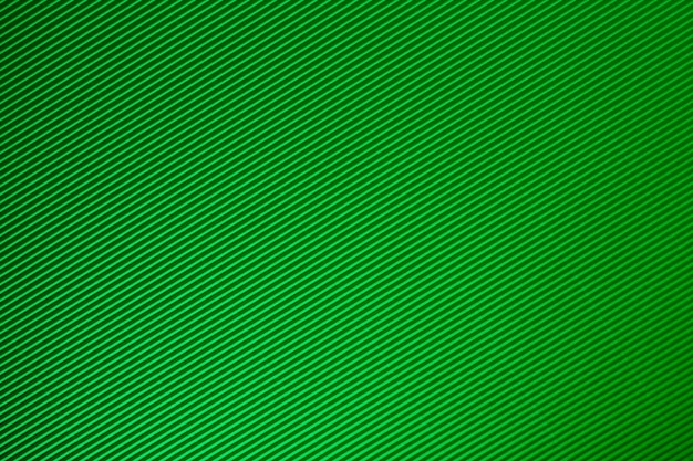 Гофрокартон зеленый для декора