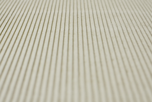 Corrugated cardboard texture background.