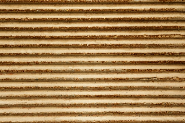 Corrugated metal texture background