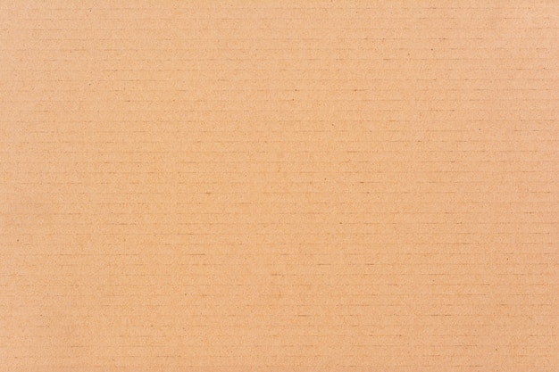 Corrugated paper box surface texture abstract background