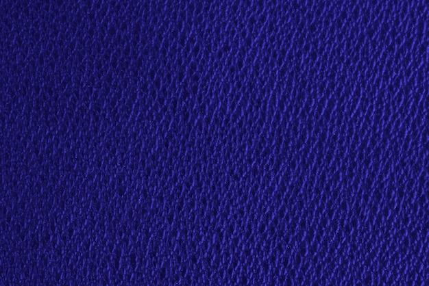 Гофрированная текстура синий фон