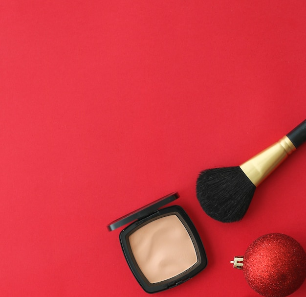 Косметический брендинг, обложка модного блога и девчачий гламурный концепт косметики и косметики для ...