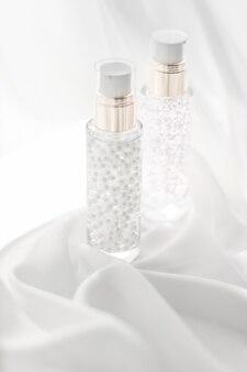 Косметический брендинг увлажняющая и спа-концепция сыворотка для ухода за кожей и праймер для макияжа гель-флакон увлажняющий лосьон и крем для лифтинга эмульсия антивозрастная косметика для роскошного ухода за кожей