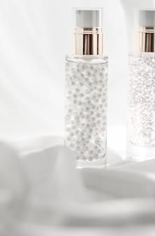 Косметический бренд увлажняющий и спа-концепт сыворотка для ухода за кожей и гель-праймер для макияжа увлажняющий флакон ...