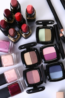 Cosmetic parts for face beauty