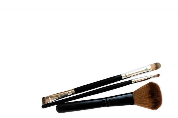 Cosmetics, brushes