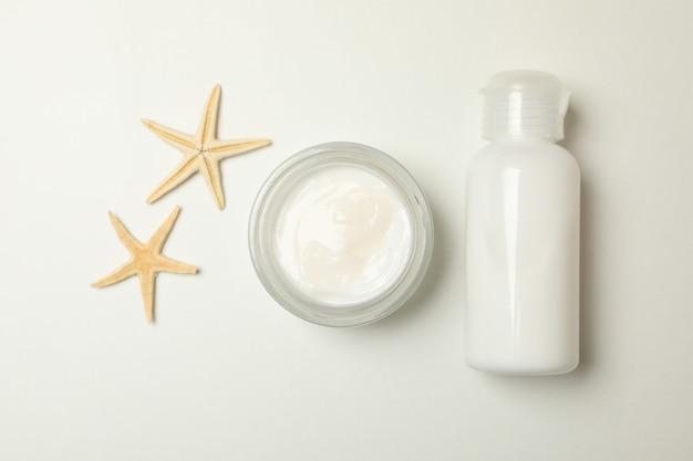 Cosmetics and sea stars