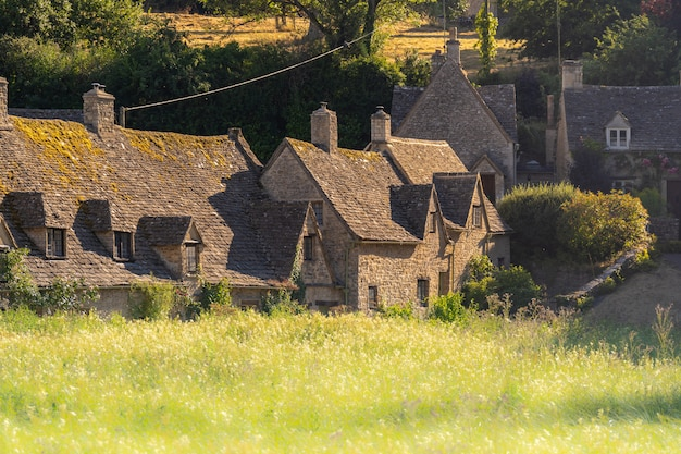 Cotswolds villages in england uk
