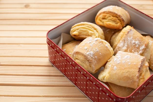 Творог и сахарное печенье гусиные лапки рецепт пасхи