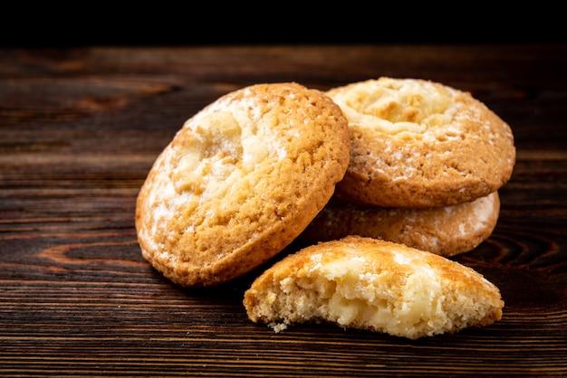 カッテージチーズ(チーズケーキ)クッキー