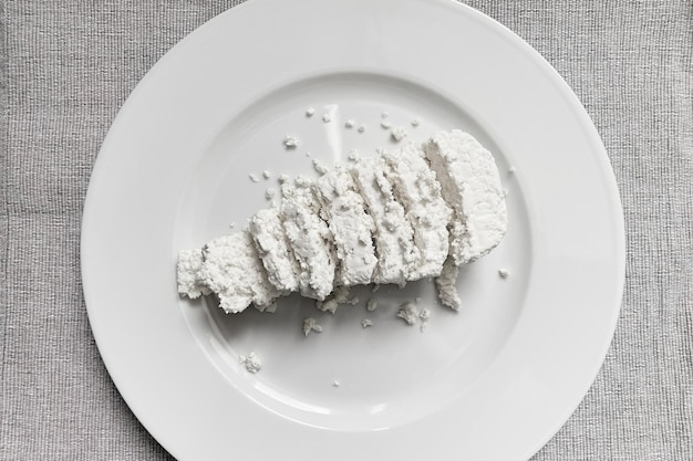 Cottage cheese for a healthy protein breakfast