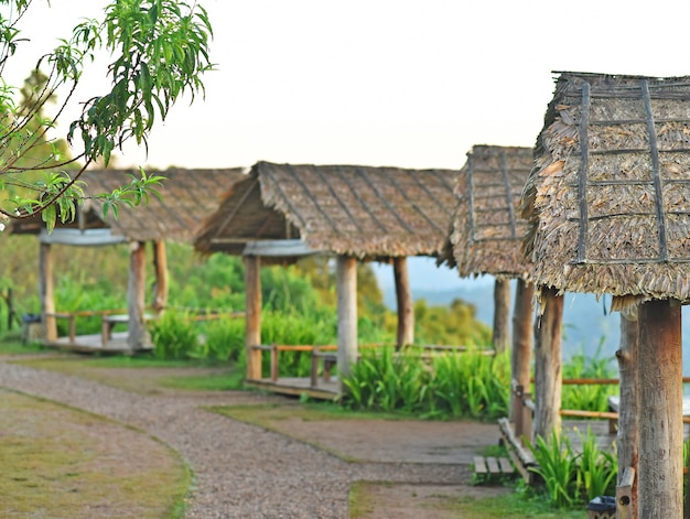 Cottage on mountain , cottage, hut, cabin, shack, lodge, shanty