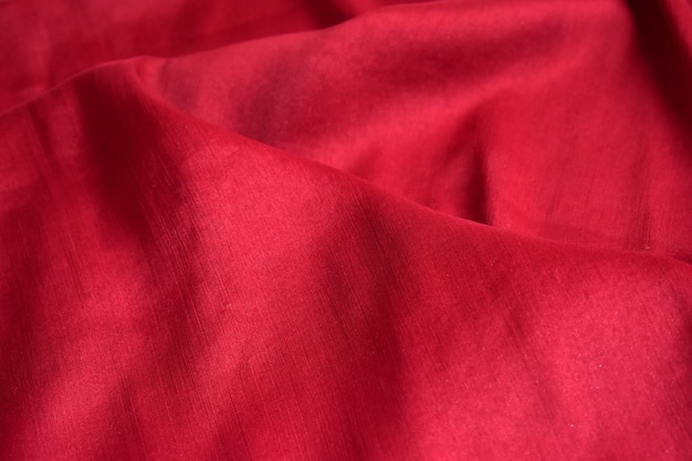 Cotton cloth background for fabric and clothing industry