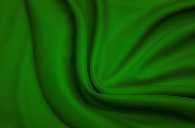 Ткань хлопчатобумажная, зеленый батист