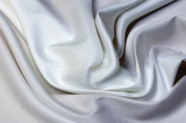 Ткань для белых рубашек хлопчатобумажная, стрейч