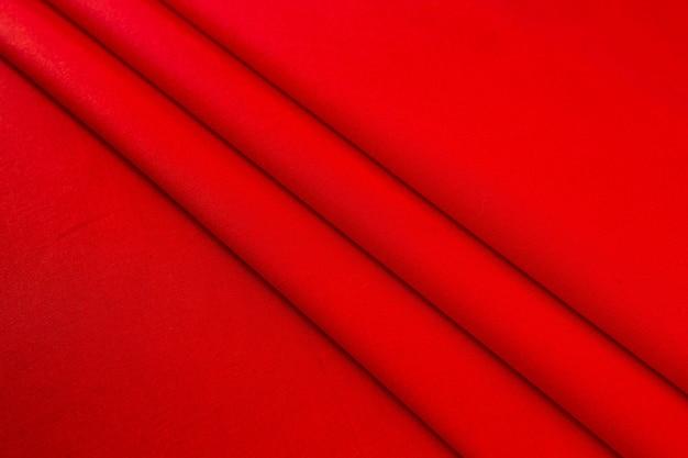 린넨 직조 주름이 있는 면직물
