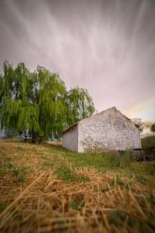 Country house with a in campo de san juan, murcia spain