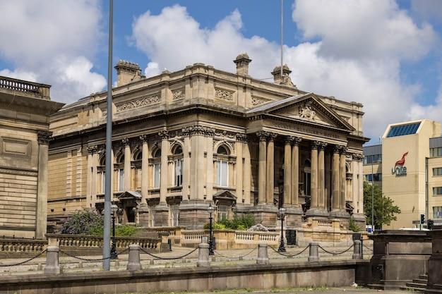 County sessions house, 리버풀, 잉글랜드