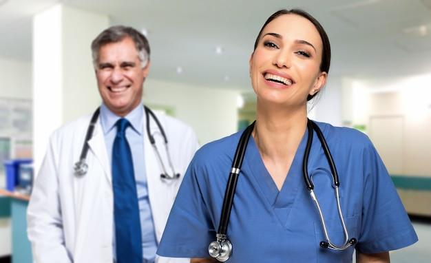 Couple of doctors