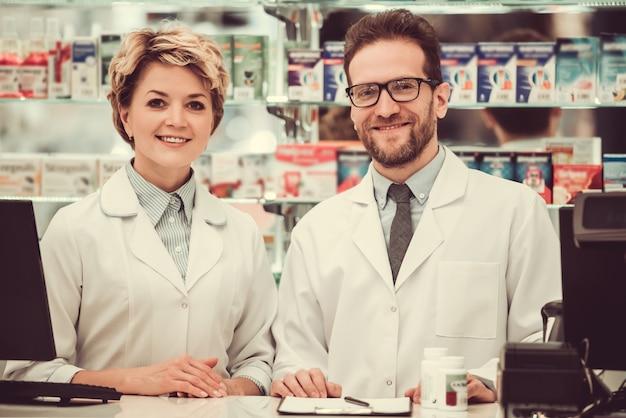 薬剤師のカップル