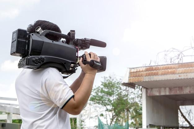 비디오 카메라로 이벤트 다루기