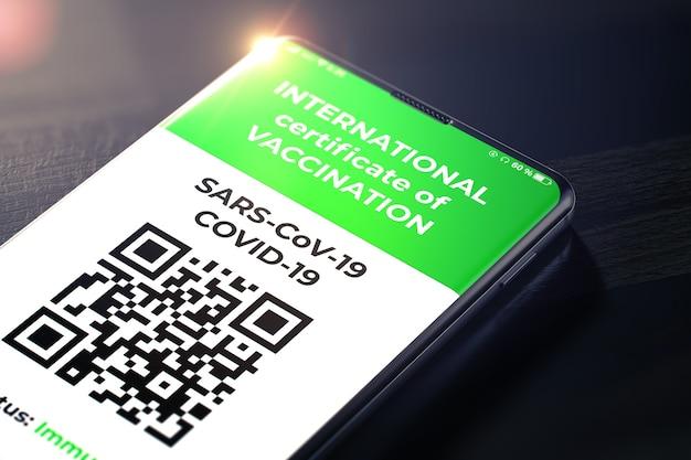 Covid-19: цифровые зеленые сертификаты. паспорт covid. сертификат цифровой вакцины covid