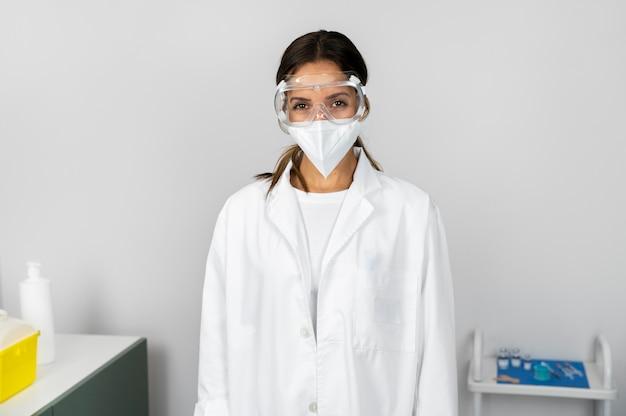 病気と戦うためのコビッドワクチン