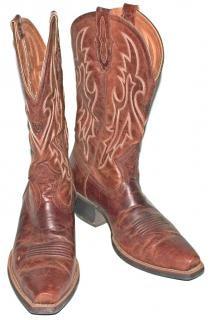 Cowboy boots, farming