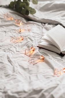 Уютная концепция перед сном