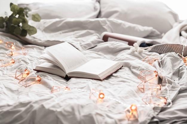 居心地の良い就寝時のコンセプト