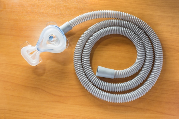 Cpap hose and mask