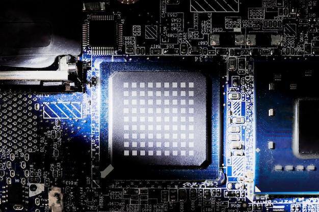 Материнская плата процессора процессора
