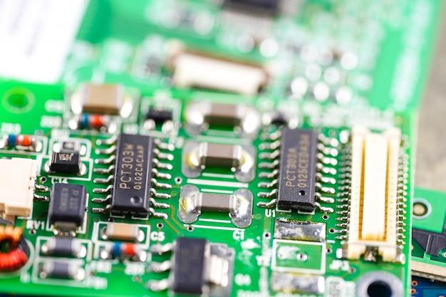 コンピュータ回路cpuメインボード電子機器