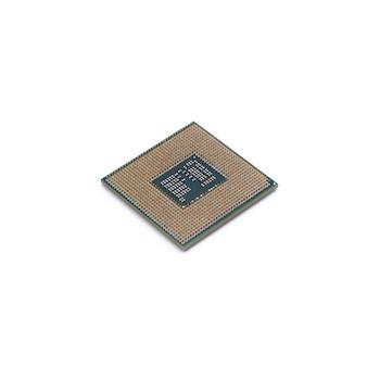 白い背景で隔離のcpu(中央処理装置)マイクロチップ
