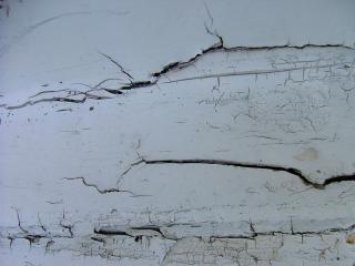 Трещины лакокрасочных