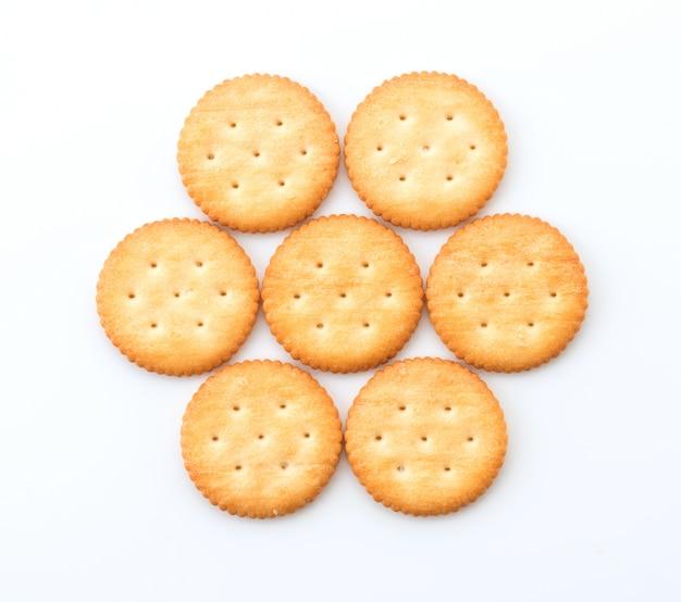 Крекеры или печенье