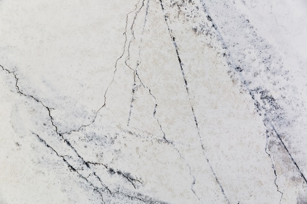 Cracks on cement wall surface