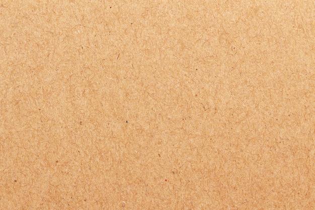 Конец вверх текстуры бумаги craft брайна для предпосылки