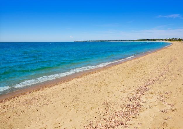 ケープコッドcraigville beachマサチューセッツアメリカ