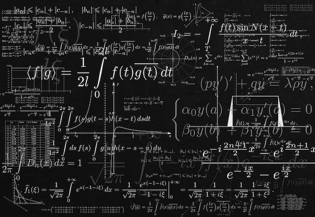 クレイジーな数学の公式