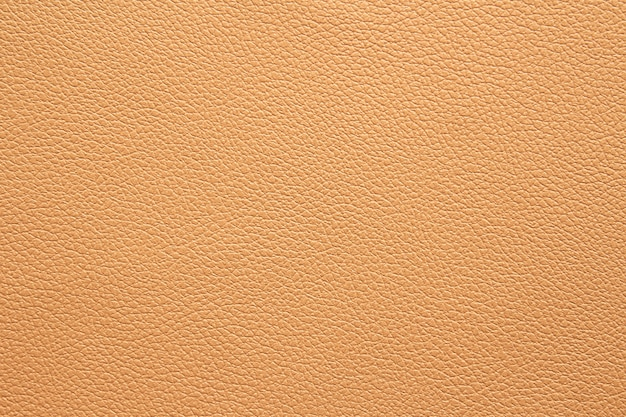 Cream or brown color background from leather texture