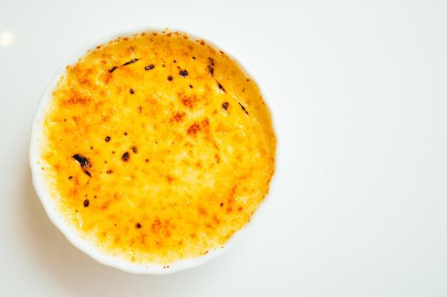 Cream brulee