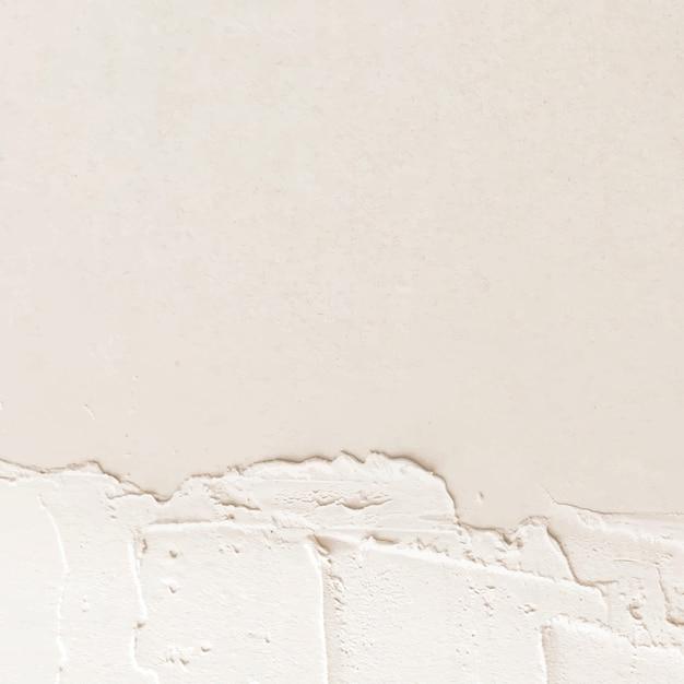 Spazio di disegno di struttura della vernice crema