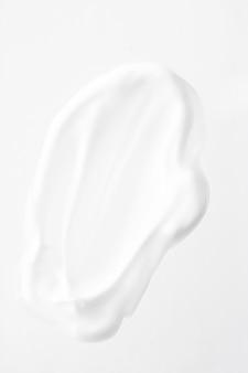 크림 비누 손 세정제 또는 화장품 얼룩은 항균 세척 및 위생 질감 면도기로...