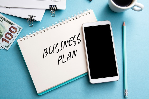 Creating a business plan in the workplace