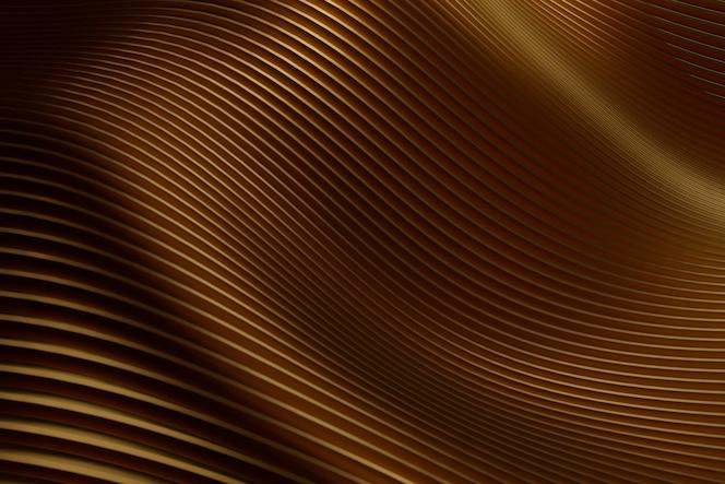 創造的な抽象的な黄金の質感
