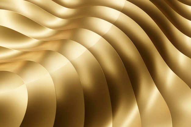 Творческий абстрактный золотой текстурированный материал