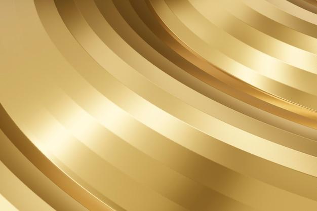 創造的な抽象的な金色の織り目加工の素材